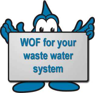 Water Polishers Waste Water Servicing WOF for your water